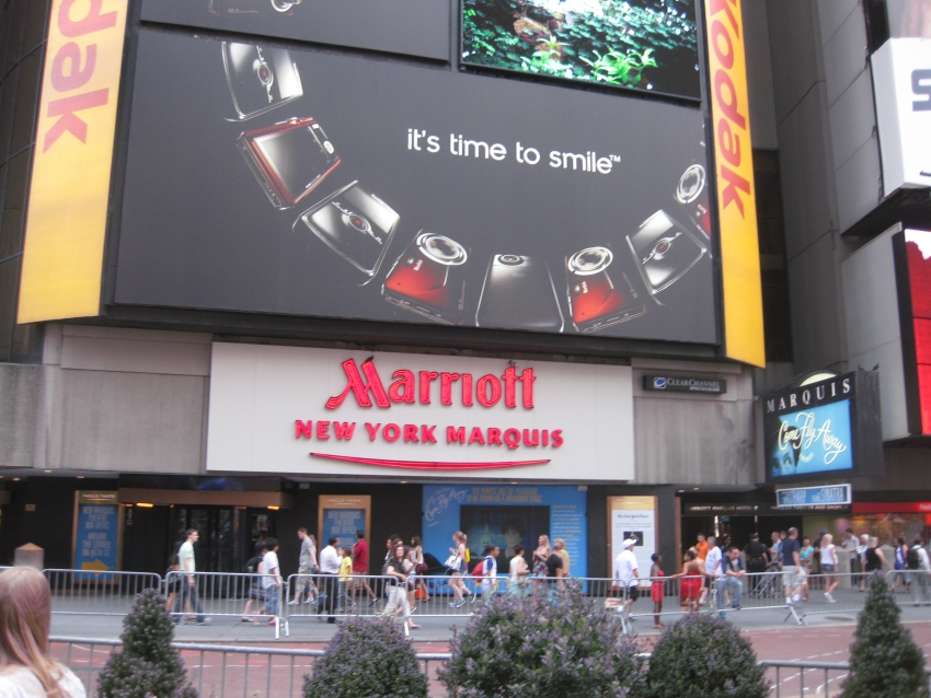 New York City Restaurants Near Marriott Marquis